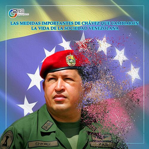 Las medidas importantes de Chávez que cambiaron la vida de la sociedad venezolana