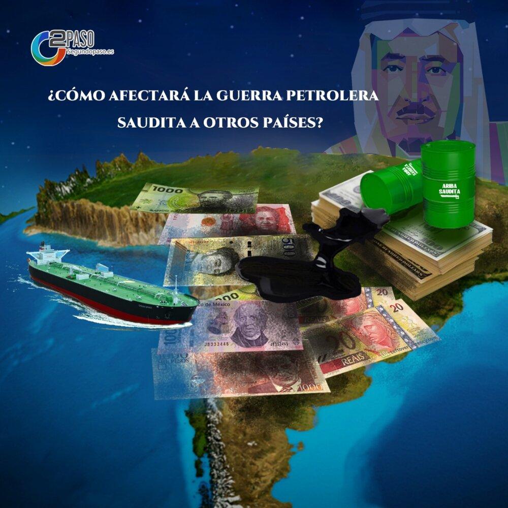 ¿Cómo afectará la guerra petrolera saudita a otros países? (Parte II)