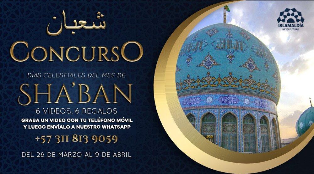 Concurso «Días Celestiales del Mes de Sha'ban»