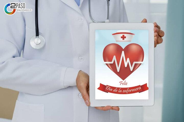 Los defensores de la salud (Día mundial de la enfermera)