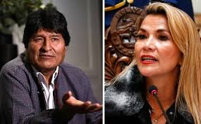 Bolivia vuelve al redil imperial