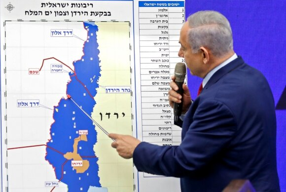 El aumento de la presión sobre Israel contra la anexión de Cisjordania