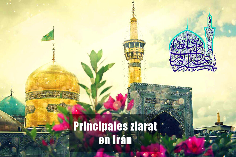 Principales Ziarat en Irán